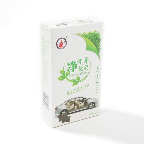 natural odor absorber for car