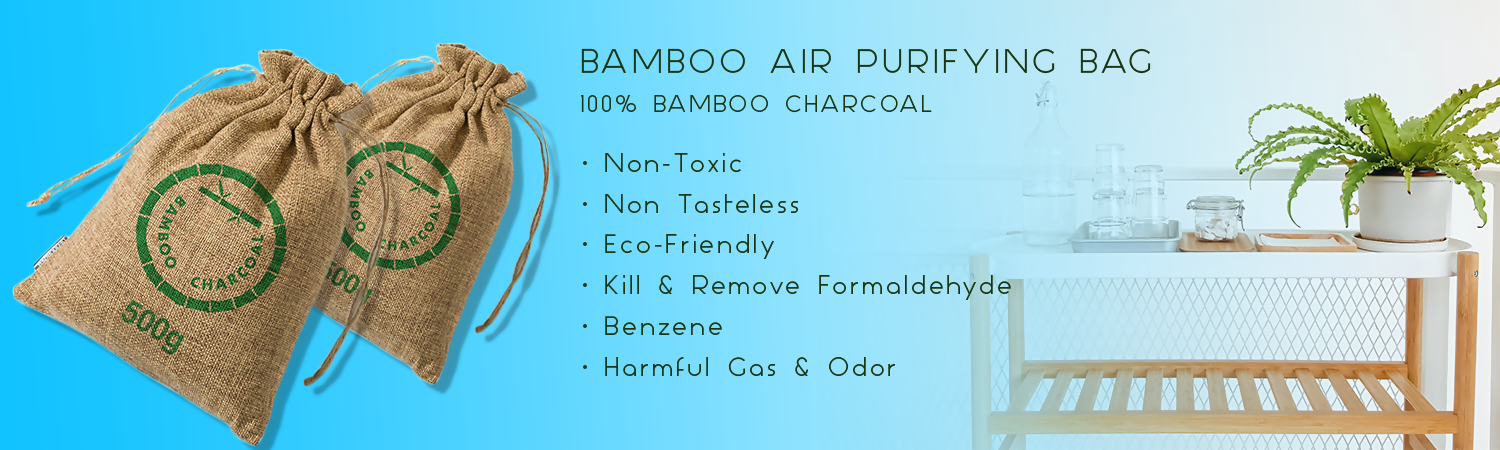 Discovering Bamboo Charcoal Bags: The Best Path To Cleaner Air